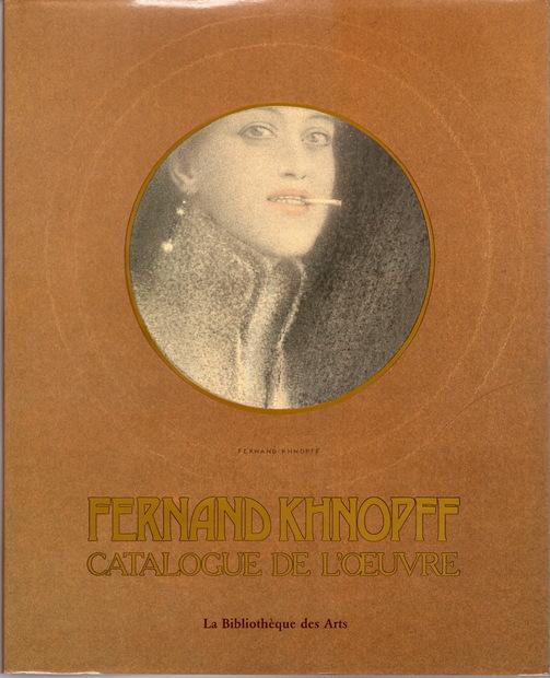 Fernand Khnopff Catalogue De L'oeuvre