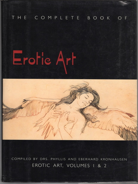 The Complete Book of Erotic Art
