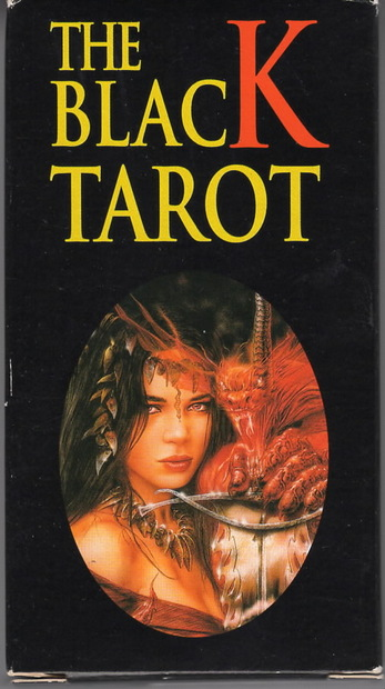 The Black Tarot LUIS ROYO