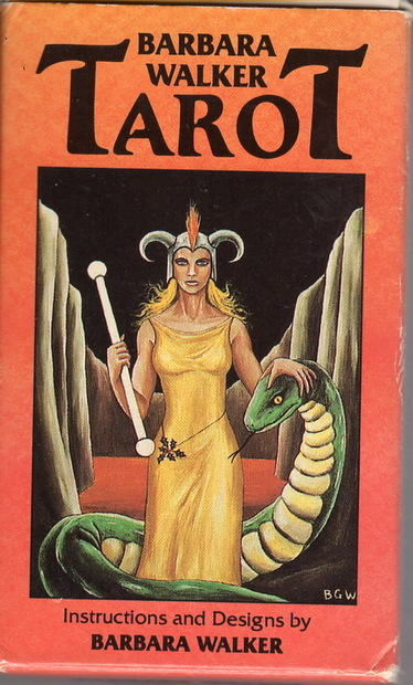 The Barbara Walker Tarot バーバラ・ウォーカー タロット