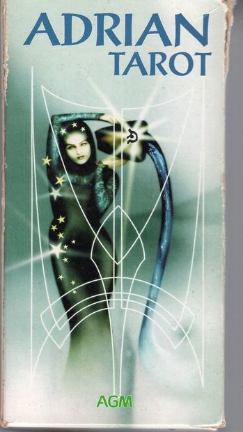 Adrian Tarot by A.B.Koehli アドリアン・タロット