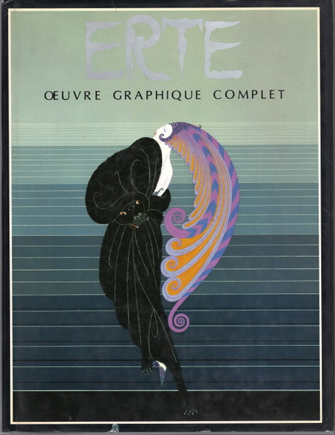 ERTE oeuvre graphique complet エルテ