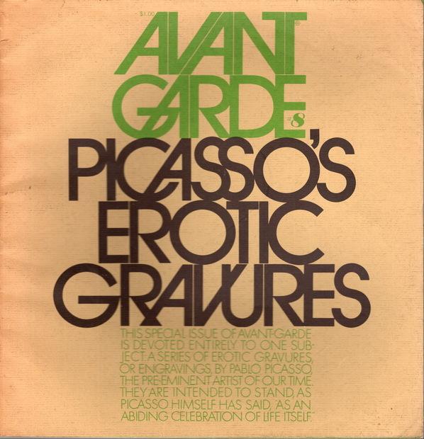 AVANT GARDE No.8