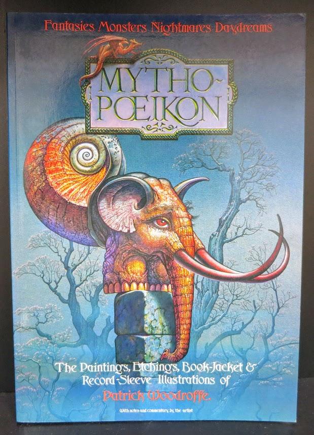 Mythopoeikon Patrick Woodroffe