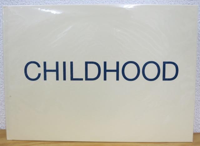 OSAMU WATAYA: CHILDHOOD
