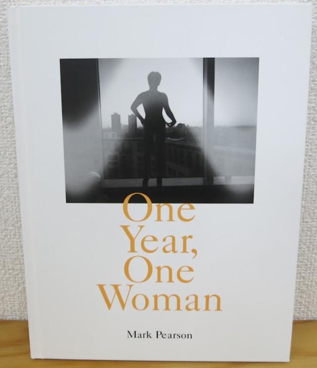One Year, One Woman マーク・ピアソン写真集