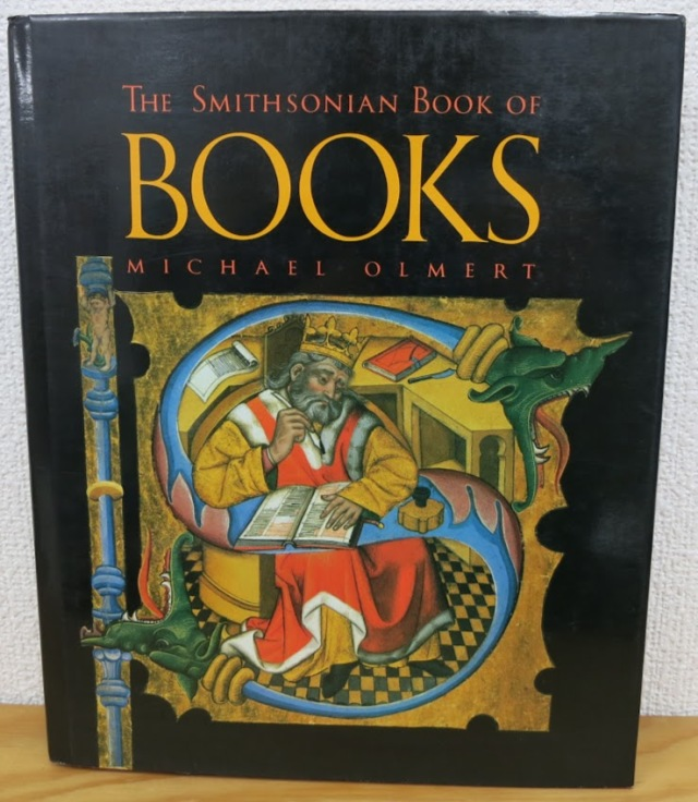 The Smithsonian Book of Books by Michael Olmert