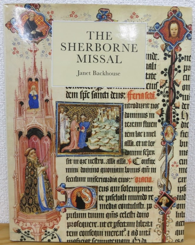 The Sherborne Missal Janet Backhouse