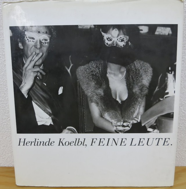 FEINE LEUTE Herlinde Koelbl