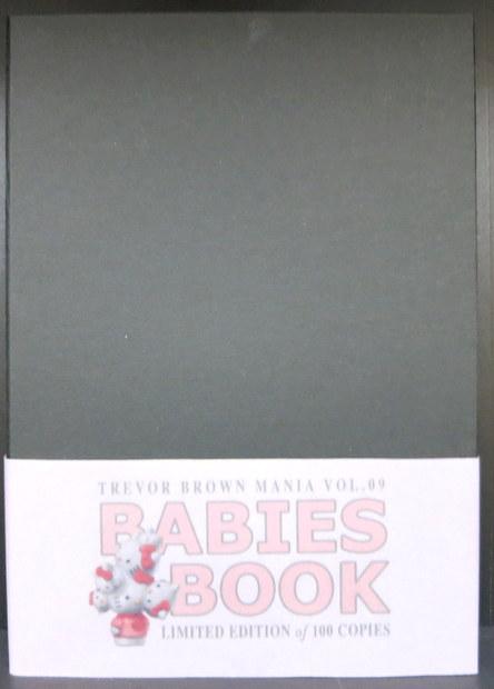 TREVOR BROWN MANIA VOL.09 BABIES BOOK トレヴァー・ブラウン