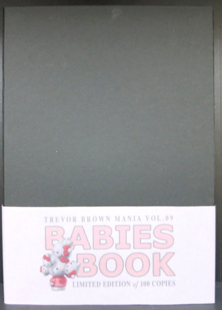 TREVOR BROWN MANIA VOL.09 BABIES BOOK トレヴァー・ブラウン