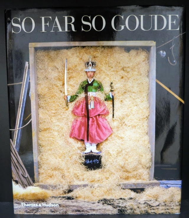 So Far So Goude by Jean-Paul Goude ドリス・ヴァン・ノッテン