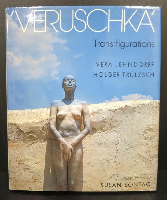 """""""Veruschka"""": Trans-figurations ヴェルーシュカ ヴェラ・フォン・レーンドルフ作品集"""