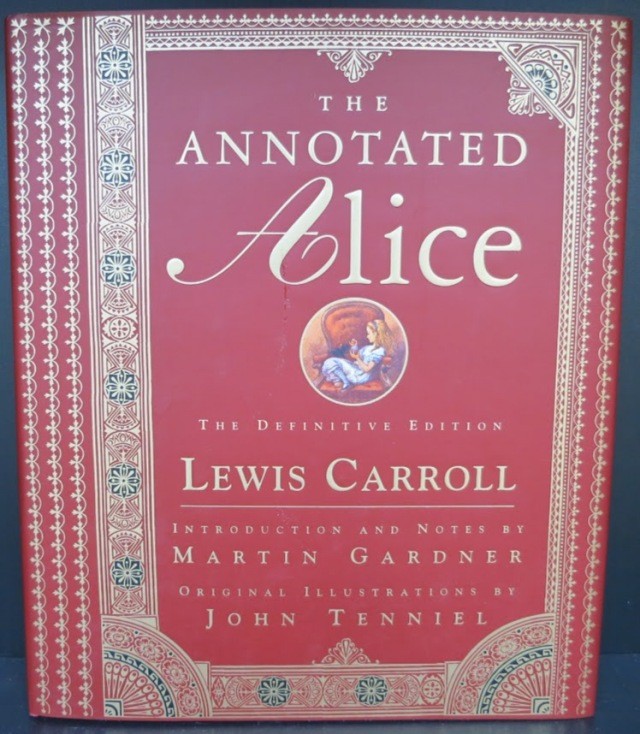 The Annotated Alice The Definitive Edition