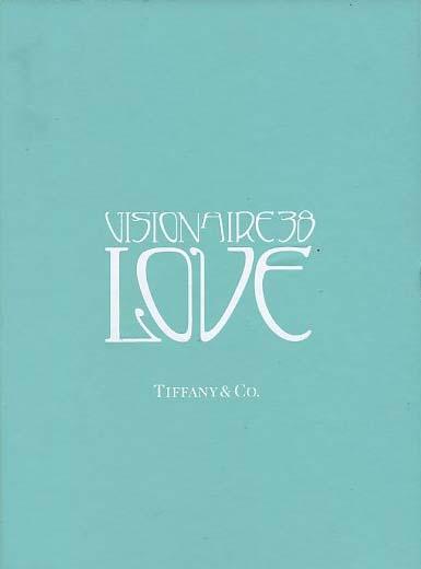Visionaire 38 Love ティファニー(洋書) 古本買取・販売>古書ドリス