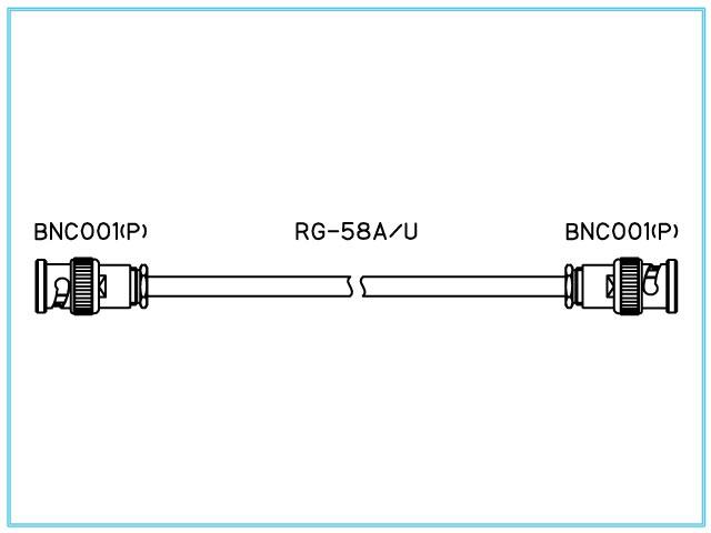 BNC001-***-RG-58A/U