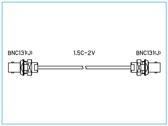 BNC131-***-1.5C-2V