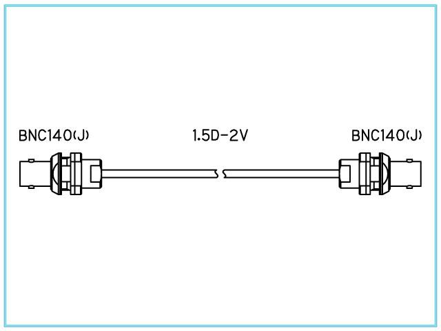 BNC140-***-1.5D-2V(フローティングタイプ)