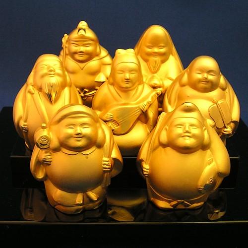 黄金七福神