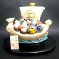 七福神宝船アイボリー