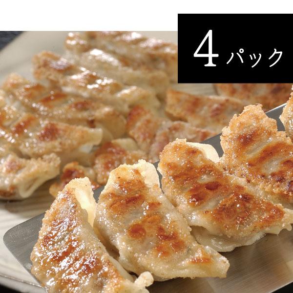送料込み【 冷凍 】京の九条ねぎ餃子 40個 (10個×4袋)