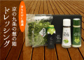 京の九条の葱の箱ドレッシング