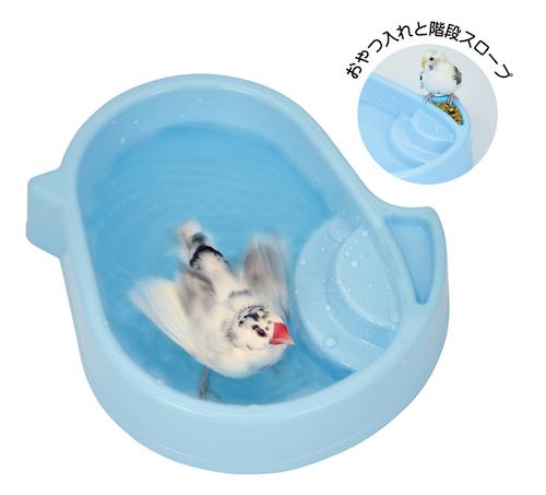 水浴びプール