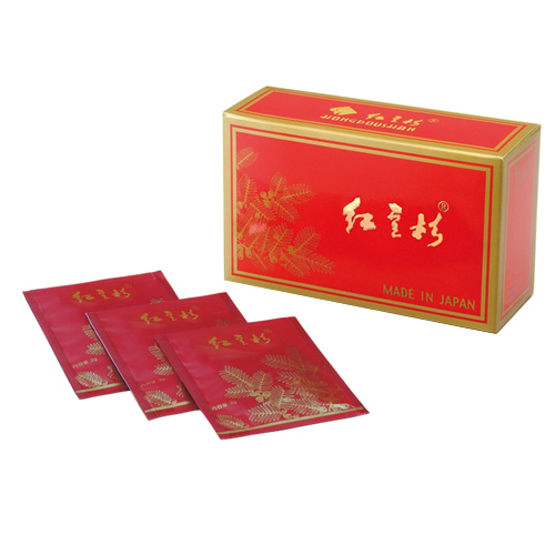 紅豆杉,こうとうすぎ,コウトウスギの紅豆杉茶の画像です。