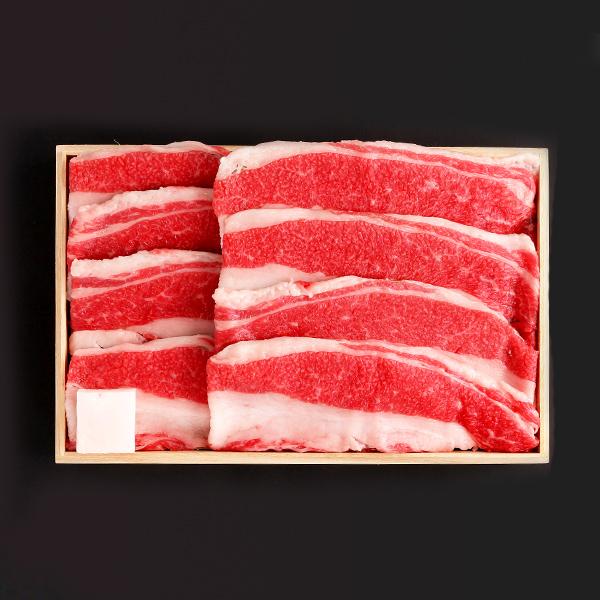 [ギフト] A5等級神戸牛 ブリスケすきやき 200g~1kg
