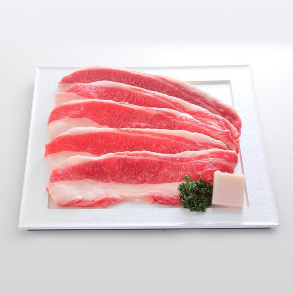 [家庭用] A5等級神戸牛 ブリスケすきやき 200g~1kg