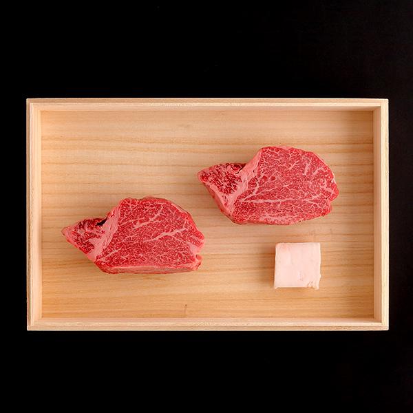 [ギフト] A5等級神戸牛 シャトーブリアンステーキ 150g(1枚)