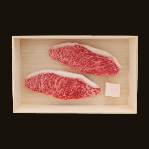 [ギフト] A5等級神戸牛 イチボステーキ 150g(1枚)