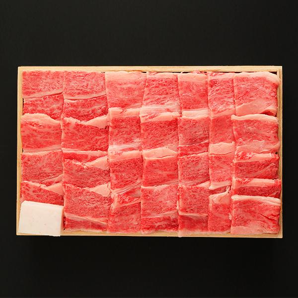 [ギフト] A5等級神戸牛 カブリ焼肉 200g~400g