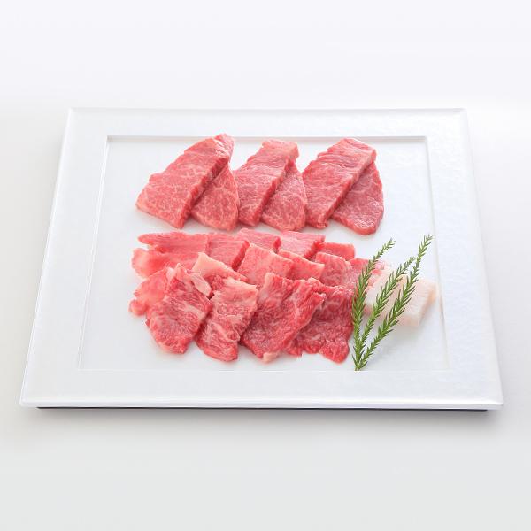 [家庭用]  A5等級神戸牛 肩ロース・ランプ焼肉セット  400g~1kg