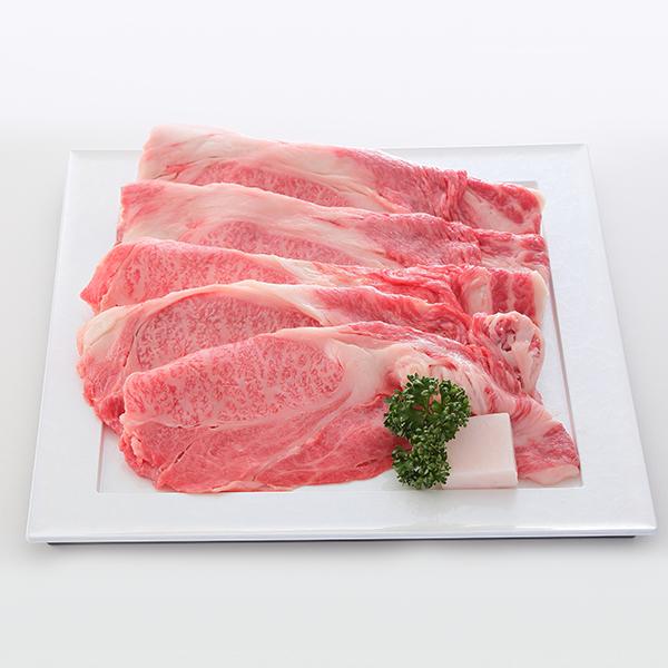 [家庭用] A5等級神戸牛 肩ロースしゃぶしゃぶ 200g~1kg