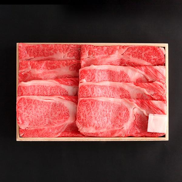 [ギフト] A5等級神戸牛 肩ロースすきやき 200g~1kg