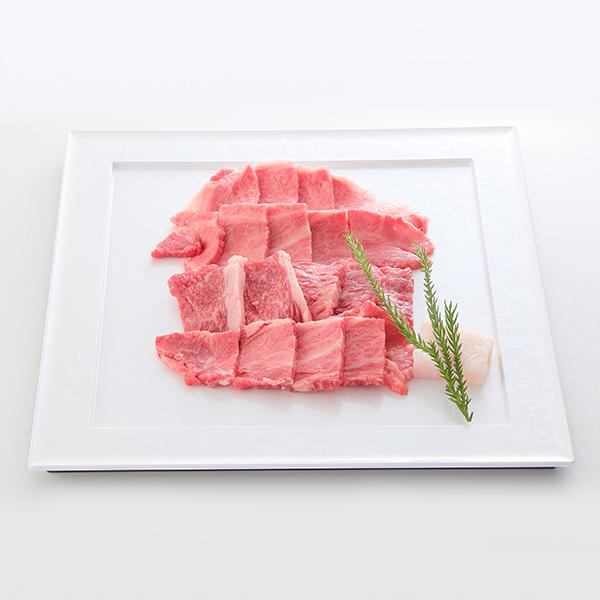 [家庭用] A5等級神戸牛 肩ロース焼肉 200g~1kg