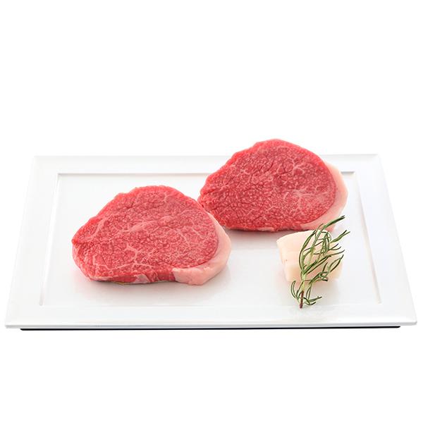 [家庭用] A5等級神戸牛 マクラステーキ 200g~400g