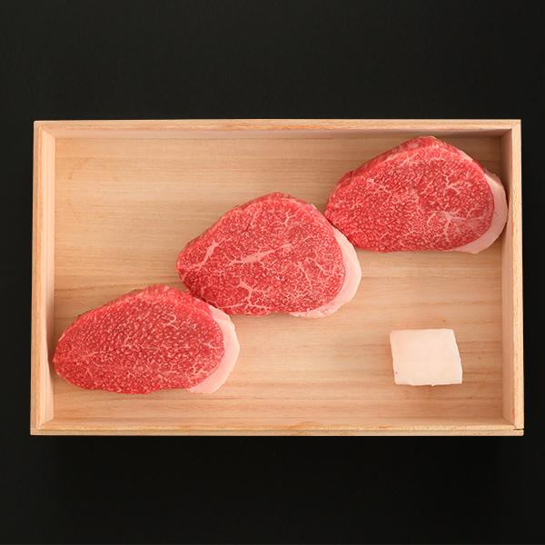 [ギフト] A5等級神戸牛 マクラステーキ 200g~400g