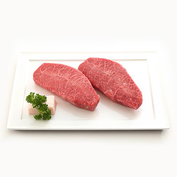 [家庭用]A5等級 神戸牛 ミスジ ステーキ 200g~400g