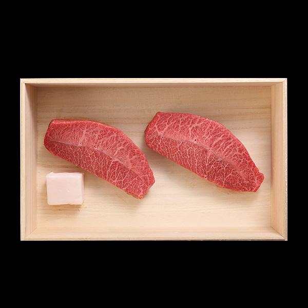 [ギフト]A5等級 神戸牛 ミスジ ステーキ 200g~400g