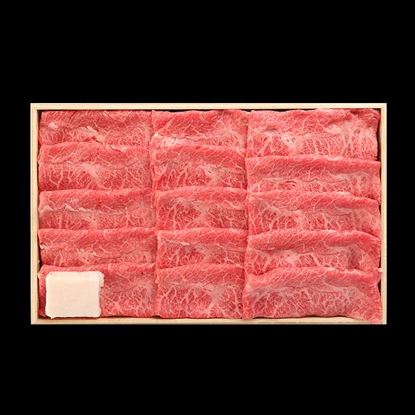 [ギフト]A5等級 神戸牛 ミスジ しゃぶしゃぶ 200g~400g