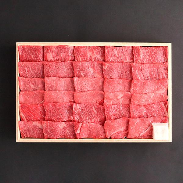 [ギフト] A5等級神戸牛 特選もも焼肉 200g~1kg