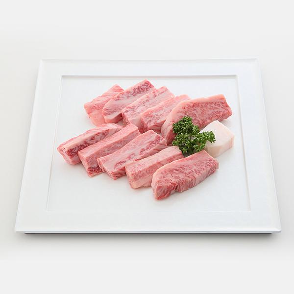 [家庭用] A5等級神戸牛 中落カルビ焼肉 200g~400g