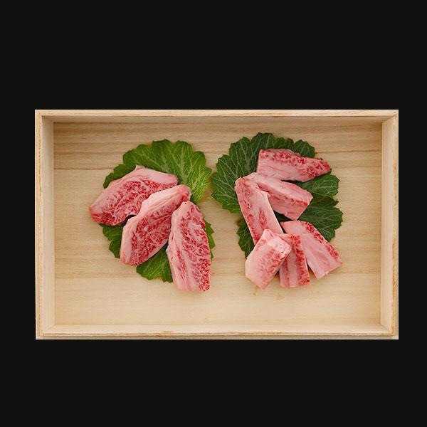 [ギフト] A5等級神戸牛中落カルビ  焼肉 200g~400g
