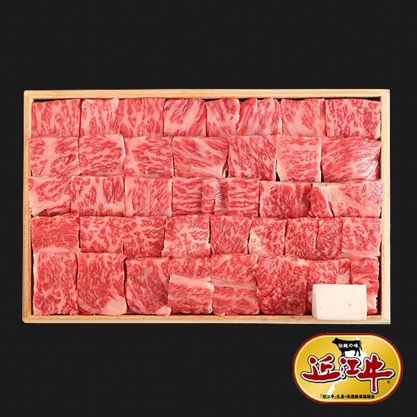 [ギフト] 認定近江牛リブロース焼肉 200g~1kg