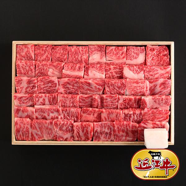 [ギフト] 認定近江牛サーロイン焼肉 200g~1kg