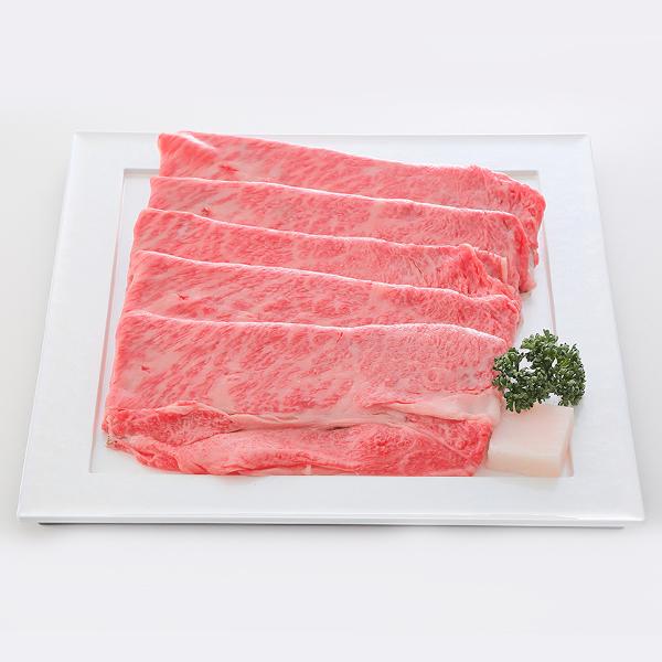 [家庭用] A5等級神戸牛 プレミアム霜降り肩ロースすきやき 200g~1kg