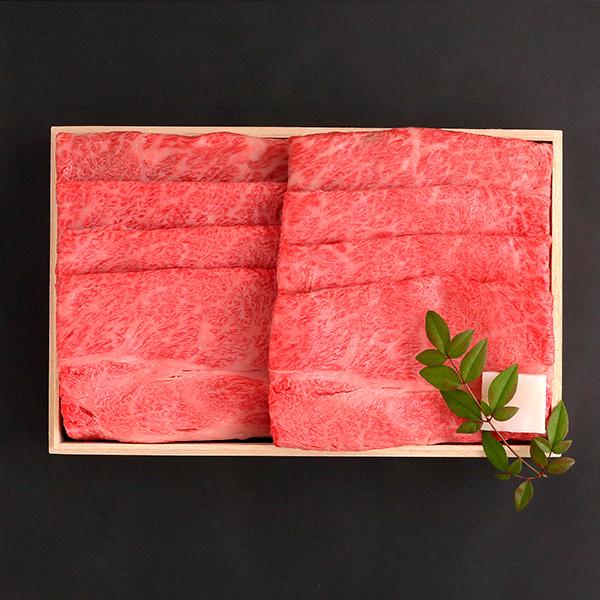 [ギフト] A5等級神戸牛 プレミアム霜降り肩ロースすきやき 200g~1kg