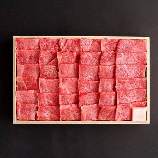 [ギフト] A5等級神戸牛 プレミアム霜降り肩ロース焼肉 200g~1kg